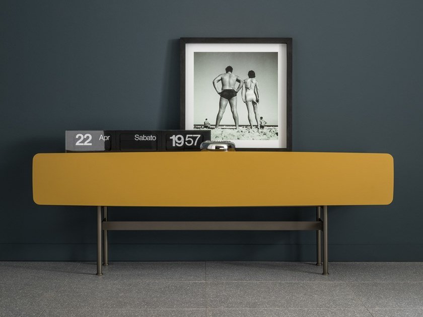 Lacquered wooden sideboard YEE - COMPOSITION A by SP01