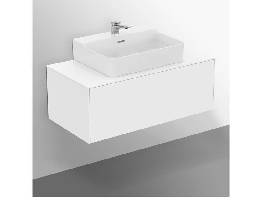 Ideal Standard Lavabi Arredo.Conca T3930y1 Mobile Lavabo Sospeso By Ideal Standard Design Ludovica Roberto Palomba