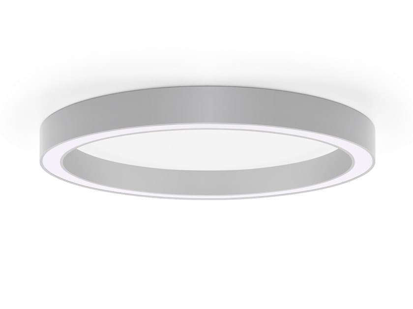 Plafoniere Led Da Soffitto : Plafoniera a led concept o lampada da soffitto indelague