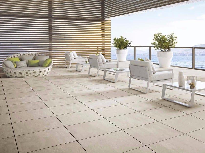 Indoor/outdoor porcelain stoneware wall/floor tiles CONCEPT XT20 by Ragno