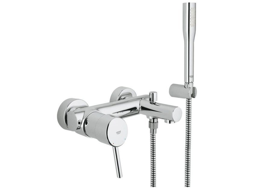 CONCETTO | Shower mixer with hand shower By Grohe
