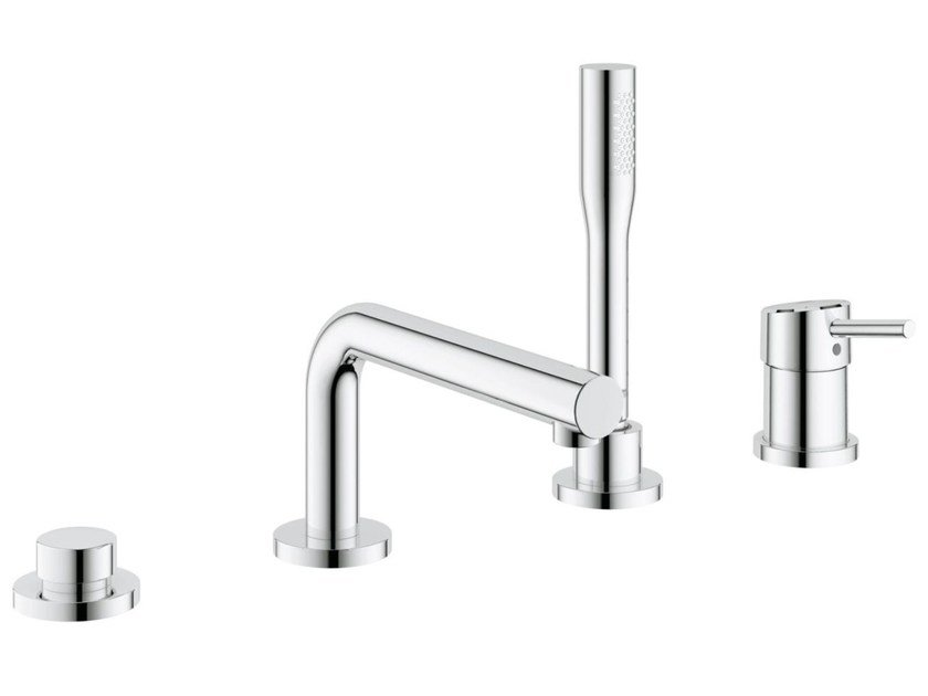 CONCETTO | 4 hole bathtub set By Grohe
