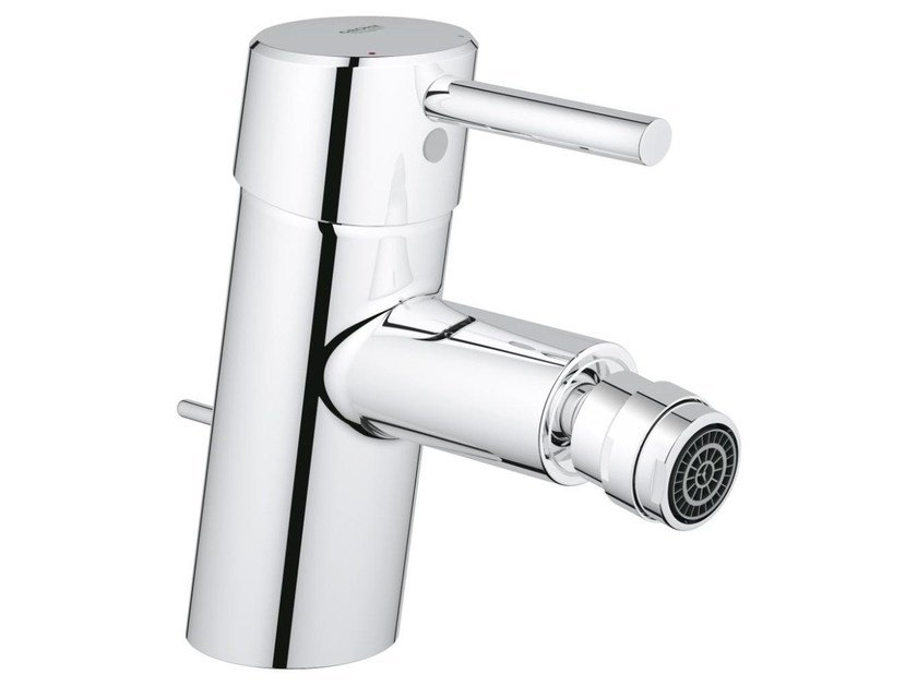 Countertop single handle bidet mixer with swivel spout CONCETTO SIZE S | Bidet mixer by Grohe