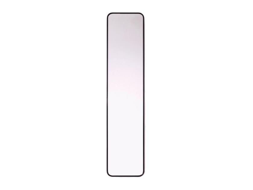 Rectangular wall-mounted mirror CONCIERGE MONO by Caussa