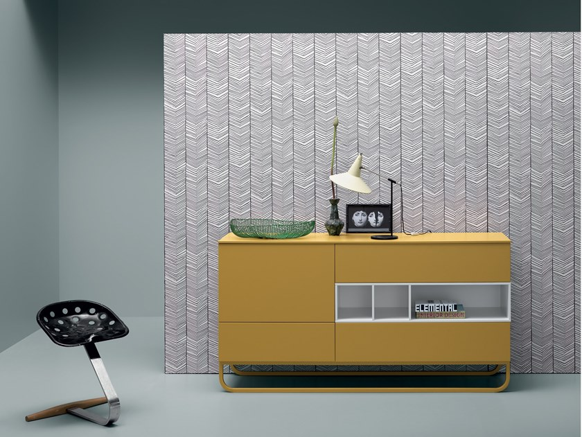Lacquered sideboard CONCILIO by Md House