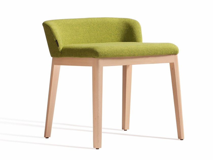 Upholstered fabric chair CONCORD 520AM by Capdell