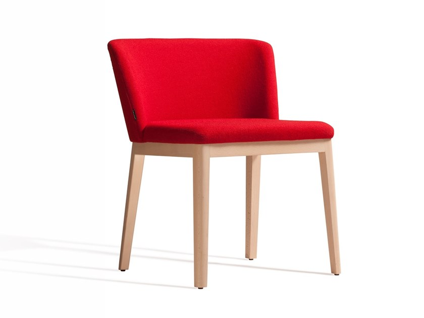 Upholstered fabric chair CONCORD 520CM by Capdell