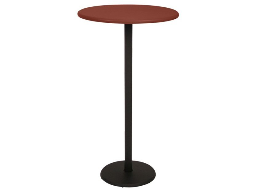 Round high table CONCORDE PREMIUM   High table by Fermob