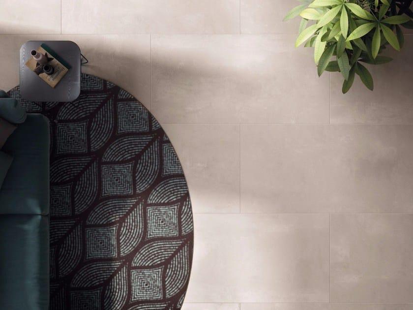 Pavimento/rivestimento effetto cemento CONCREA PLAIN by Ariana Ceramica