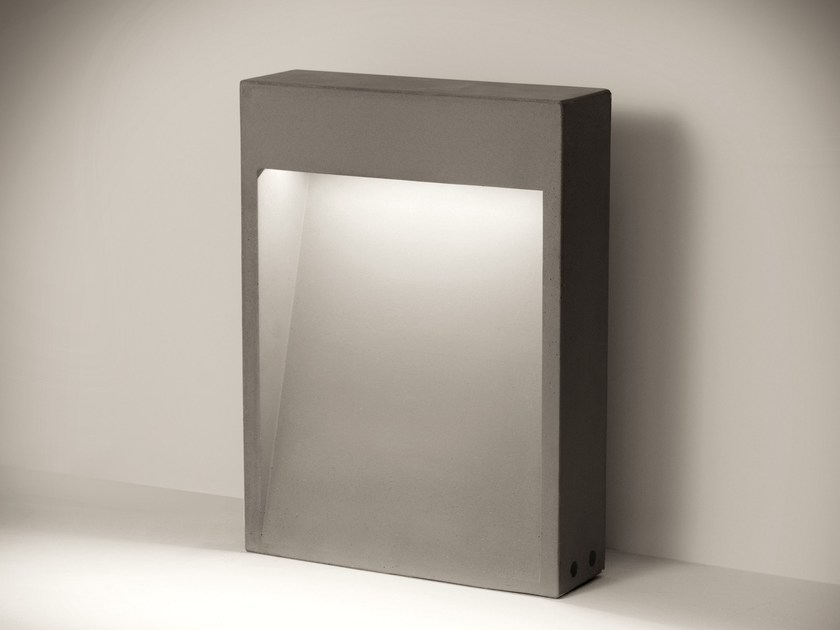 in concrete lighting. Simple Concrete Throughout In Concrete Lighting