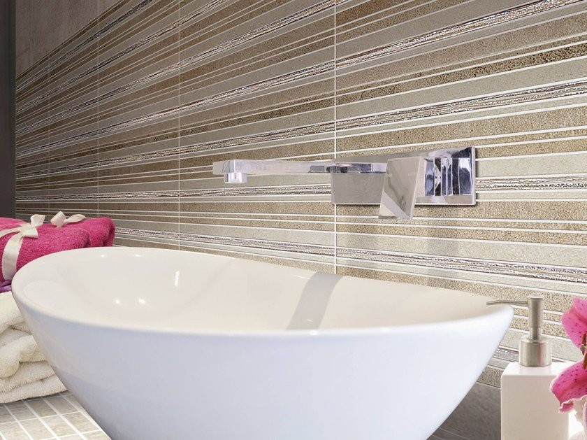 Porcelain stoneware wall tiles / flooring CONCRETE EVOLUTION by CERAMICHE BRENNERO