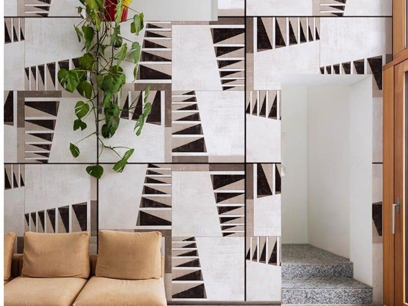 Papel de parede ecológico de tecido não tecido CONCRETE JUNGLE by Wallpepper Group