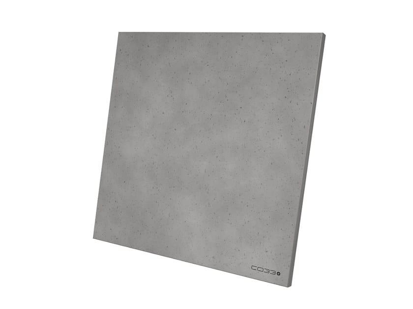 Concrete Decorative panel CONCRETE PICTURE by CO33