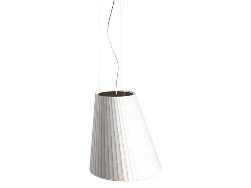 Steel pendant lamp CONE | Pendant lamp by emu