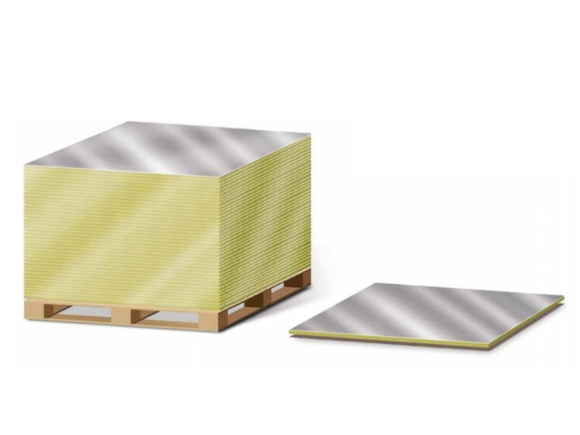 Fireproof panel for structural elements CONLIT 150 AF by Rockwool Italia