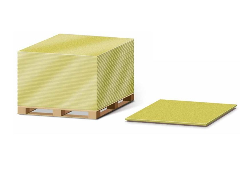 Rock wool Fireproof panel for structural elements CONLIT 150 P by Rockwool Italia