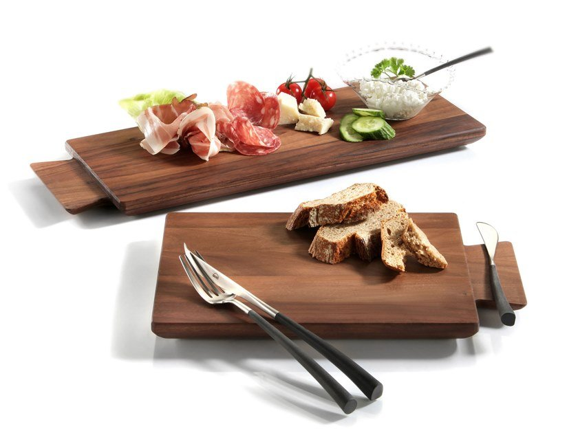 Solid wood chopping board CONNECT by Zieher