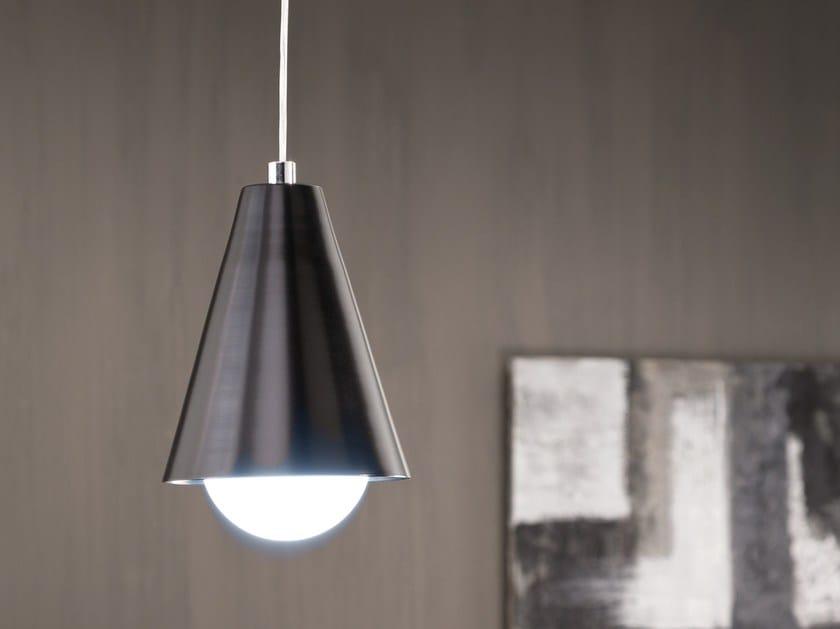 Diretta Ferro Cono A Zava Sospensione 1 Lampada Luce In Nv80wOymn