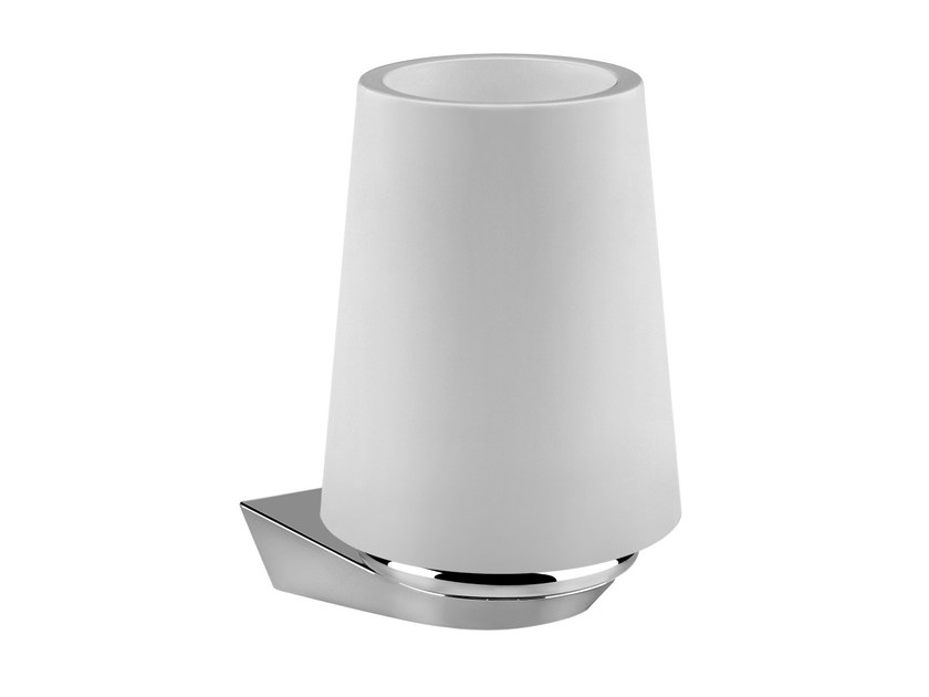 Toothbrush holder CONO ACCESSORIES 45407 by Gessi