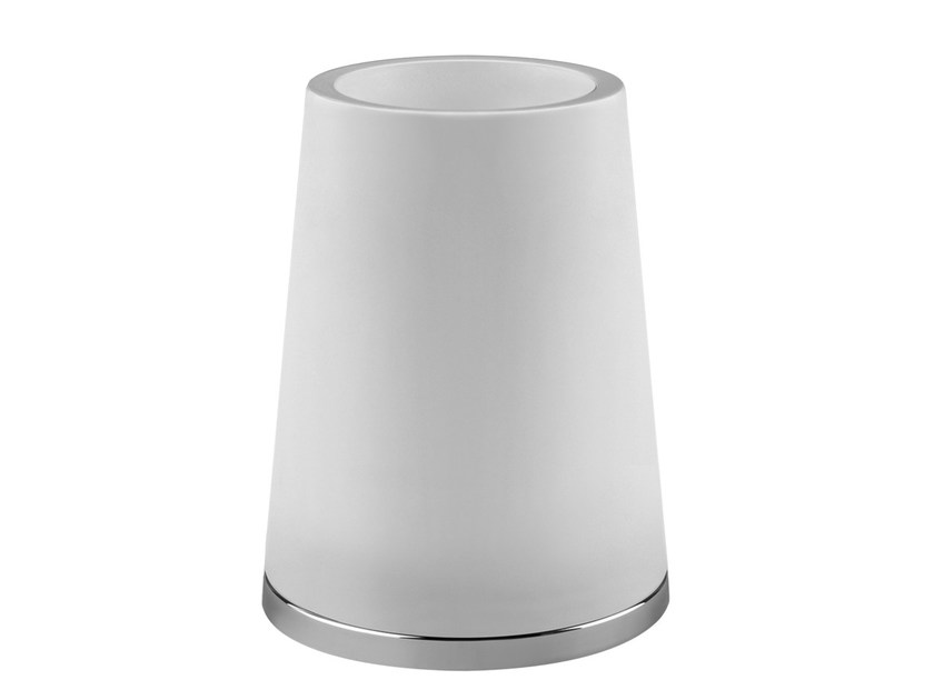 Toothbrush holder CONO ACCESSORIES 45431 by Gessi