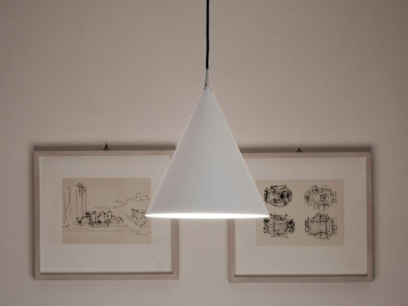 Lampada a sospensione a LED in alluminio CONO | Lampada a sospensione a LED by Firmamento Milano