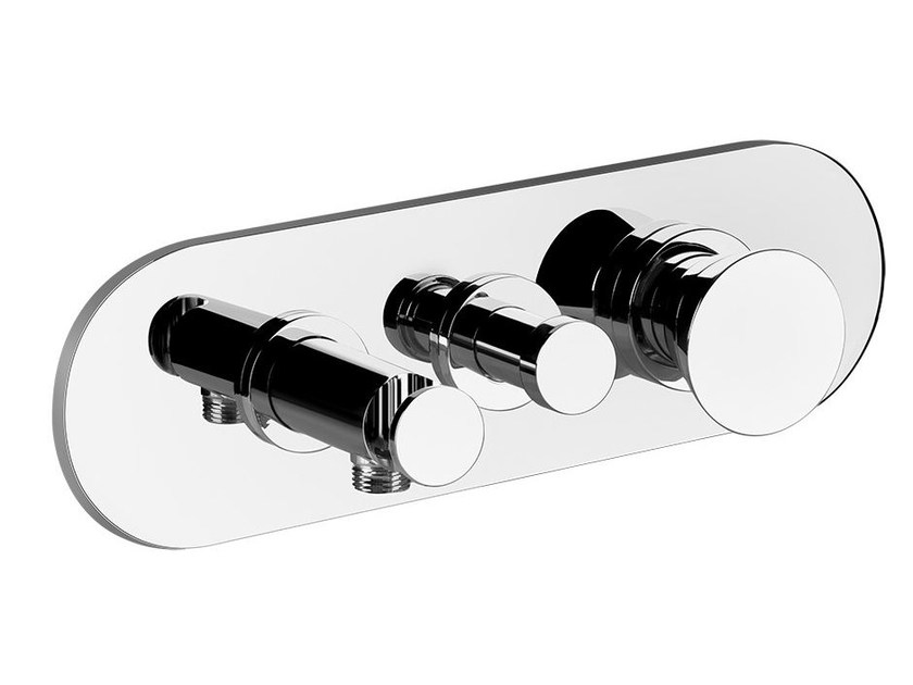3 hole shower mixer CONO SHOWER 45038 by Gessi