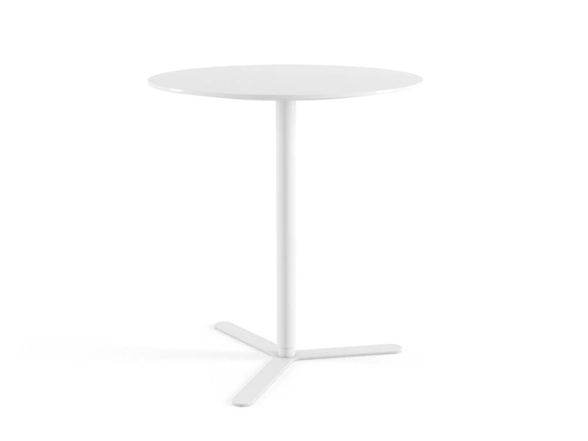 High table with 3-star base CONO | High table by ESTEL GROUP