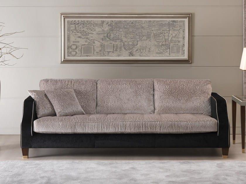Divano in tessuto conrad divano gold confort - Divano le confort ...