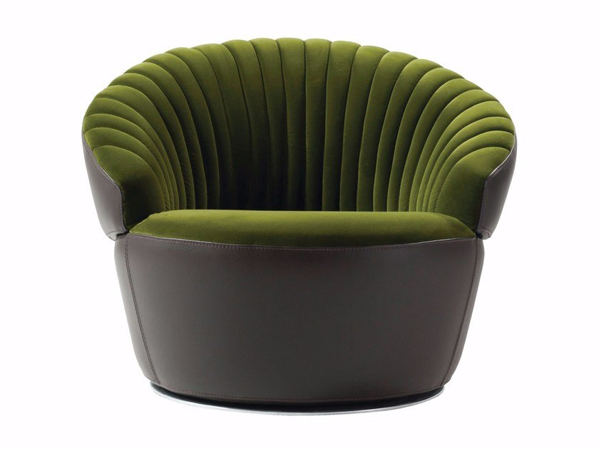 Fabulous Swivel Armchair Consonance By Roche Bobois Design Cjindustries Chair Design For Home Cjindustriesco