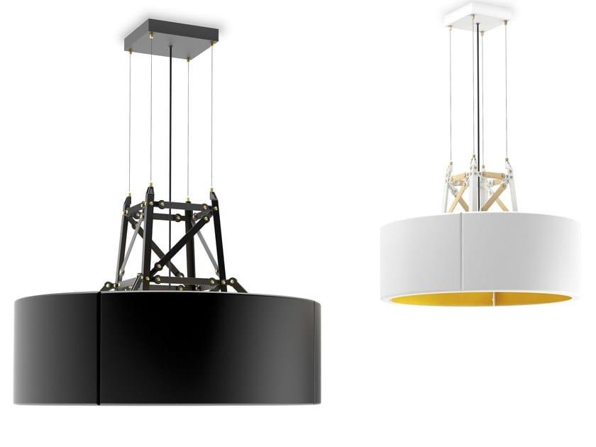 construction pendant lamp by moooi design joost van bleiswijk