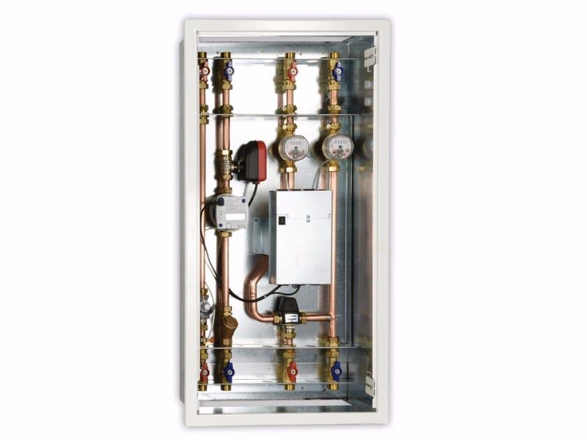 Heat meter CONTER MIX by Comparato Nello