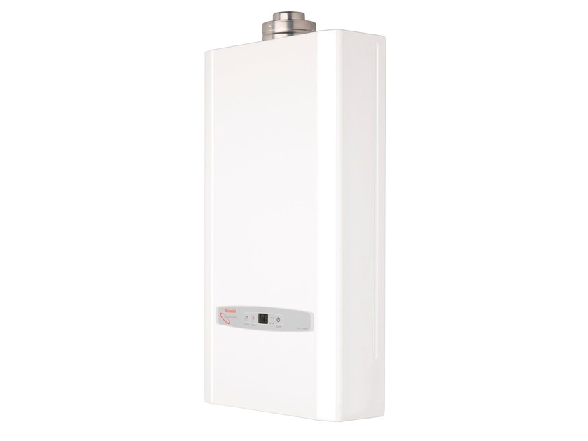Gas water heater CONTINUUM 11i by Rinnai Italia