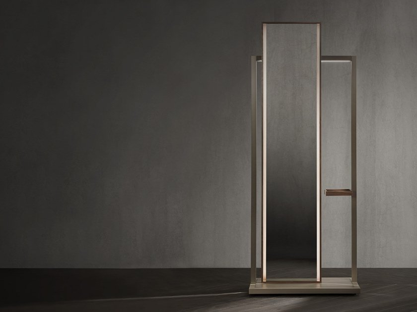 Mirror / coat rack CONTINUUM | Coat rack by Natevo