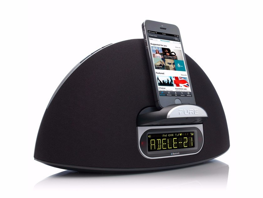 Docking station / Radio CONTOUR D1 by PURE