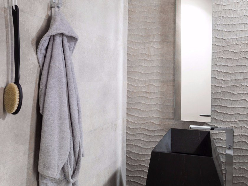 Indoor ceramic wall tiles CONTOUR by Venis