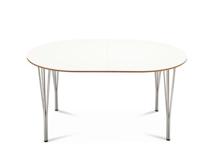 mdf meeting table with laminate linoleum or veneer contract by danerka