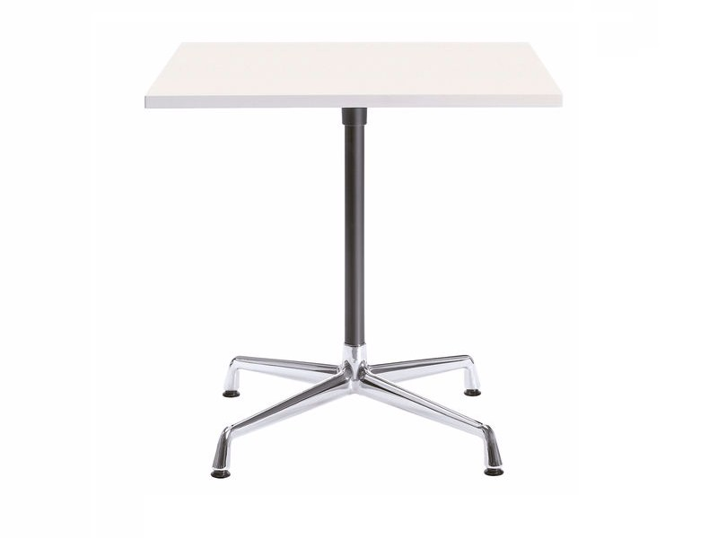 Square contract table CONTRACT TABLE SQUARE by Vitra