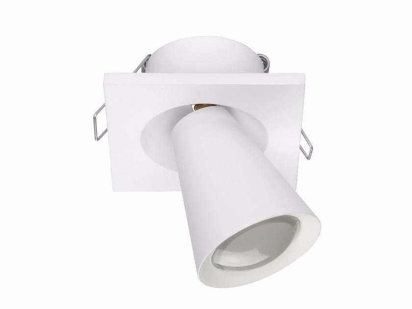 LED adjustable recessed spotlight CONUS_C by Linea Light Group