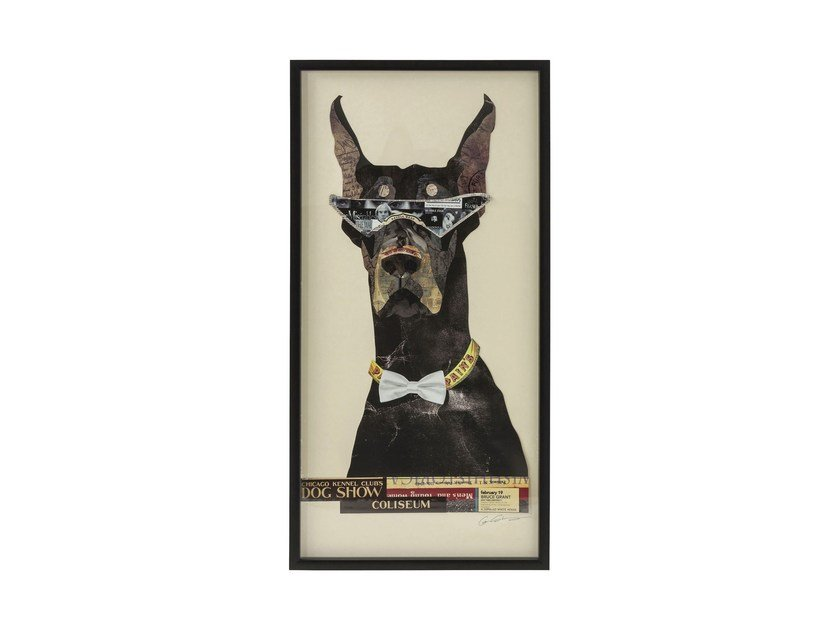 Collage su carta COOL DOG by KARE-DESIGN