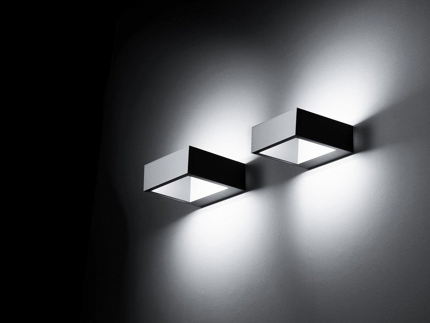 cool wall lighting. LED Outdoor Wall Lamp COOL SQUARE | By SIMES Cool Lighting