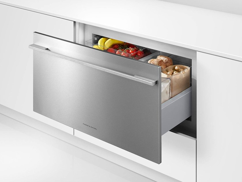 Multi-temperature drawer COOLDRAWER™ RB90S64MKIW1 by Fisher & Paykel