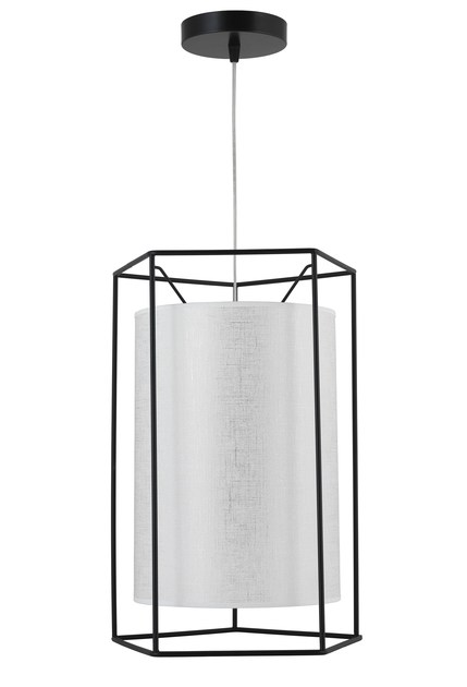 Contemporary style metal pendant lamp COOPER SU by ENVY