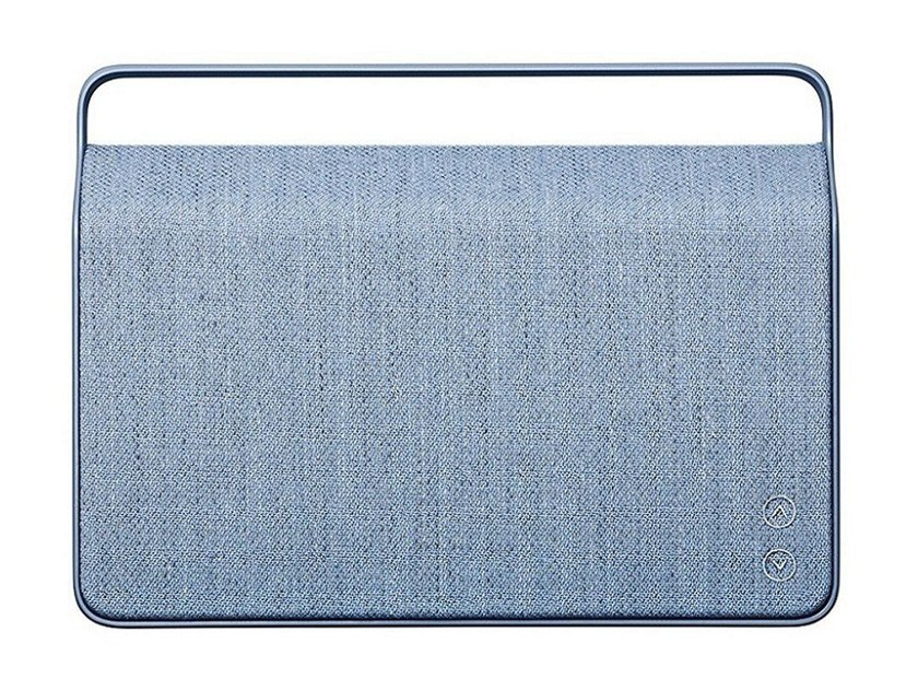 Diffusore acustico portatile wireless COPENHAGEN 2.0 OCEAN BLUE by Vifa