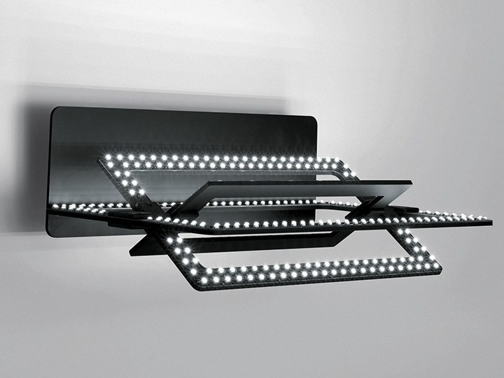 LED direct-indirect light wall light COPERNICO | Wall light by Artemide