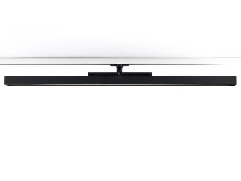 LED Track-Light COPTER 3F SINGLE ASYMMETRIC by ZUMI