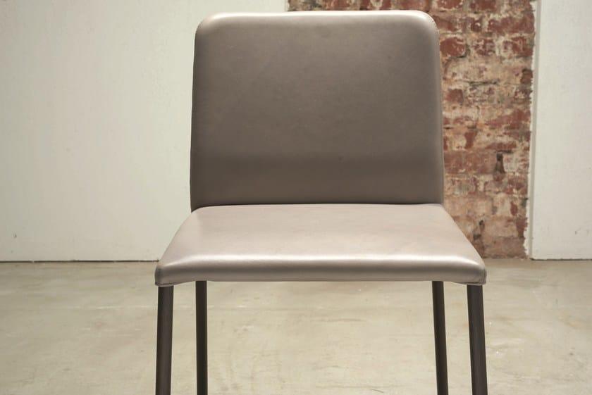 CORBO | Sedia in pelle