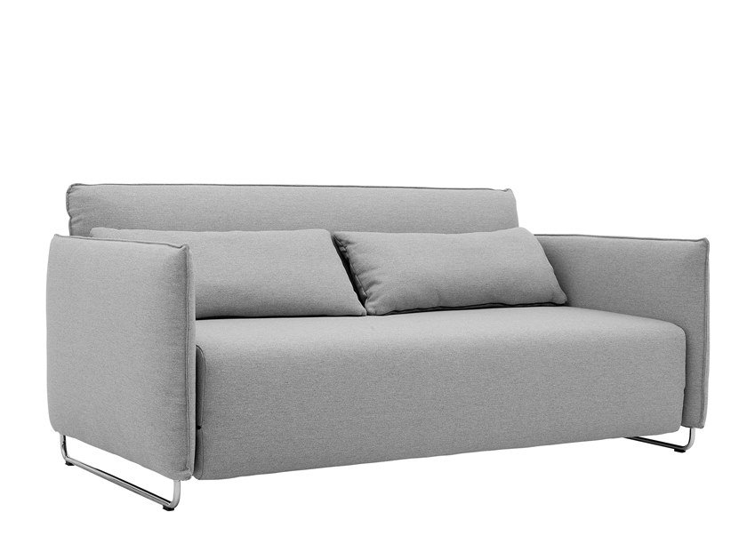 Convertible fabric sofa with removable cover CORD | Sofa by SOFTLINE