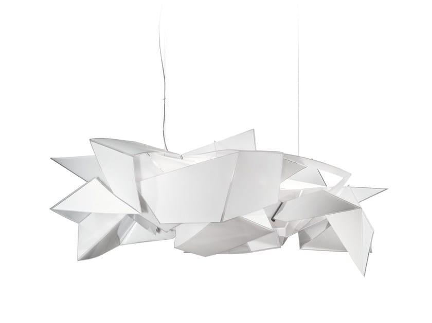 LED Cristalflex® pendant lamp CORDOBA by Slamp