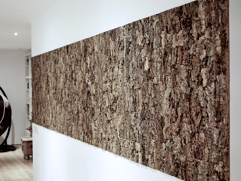 Cork Tree Bark Wall Tiles Panels By