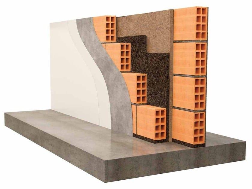 Sound insulation panel CORKCOCO by TECNOSUGHERI